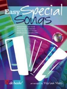 MEES M. EASY SPECIAL SONGS FOR ACCORDEON