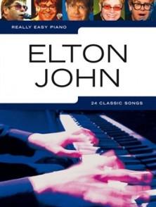 REALLY EASY PIANO ELTON JOHN