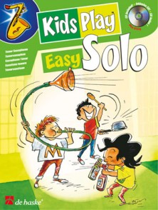 KIDS PLAY EASY SOLO SAXO TENOR