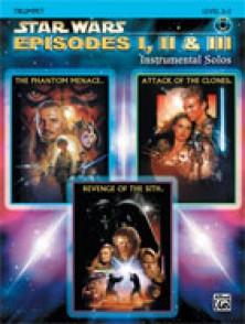 STAR WARS EPISODES I, II & III TROMPETTE