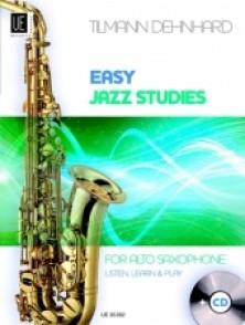 DEHNHARD T. EASY JAZZ STUDIES SAXO ALTO