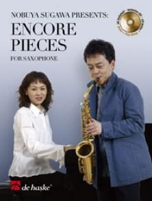 SUGAWA N. ENCORES PIECES SAXO MIB