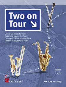 TWO ON TOURS 2 SAXOS EB BB