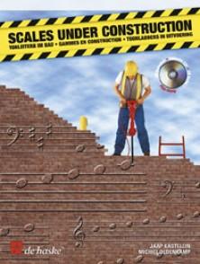 KASTELEIN J./OLDENKAMP M. SCALES UNDER CONSTRUCTION FLUTE