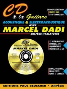 DADI M. CD A LA GUITARE
