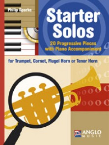 SPARKE P. STARTER SOLOS TROMPETTE/CORNET
