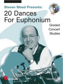 VIZZUTTI A. DANCES FOR EUPHONIUM