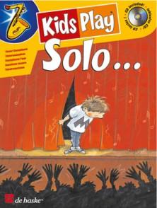 KIDS PLAY SOLO SAXO TENOR