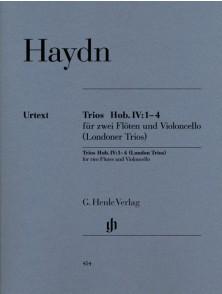 HAYDN J. TRIO HOB IV: 1-4 DE LONDRES