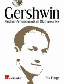 GERSHWIN G. MODERN ARRANGEMENTS OF OLD FAVOURITES FLUTE