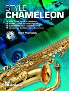 MICHAELOV I. STYLE CHAMELEON SAXO ALTO