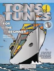 TONS OF TUNES FOR THE BEGINNER TUBA EN UT