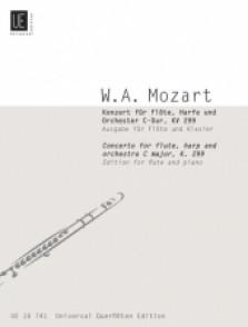 MOZART W.A. CONCERTO DO MAJEUR KV 299 FLUTE