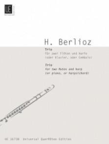 BERLIOZ H. TRIO DES JEUNES ISMAELITES FLUTES