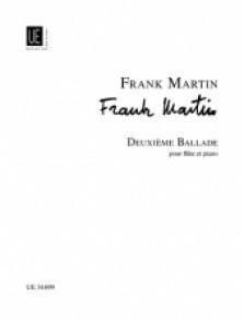 MARTIN F. DEUXIEME BALLADE FLUTE