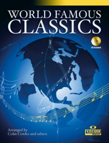 WORLD FAMOUS CLASSICS SAXO ALTO
