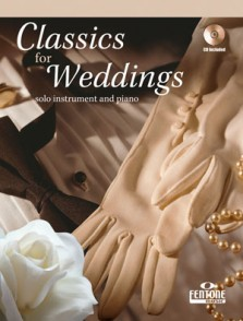 CLASSICS FOR WEDDINGS VIOLON