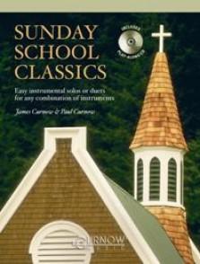 SUNDAY SCHOOL CLASSICS ACCOMPAGNEMENT PIANO