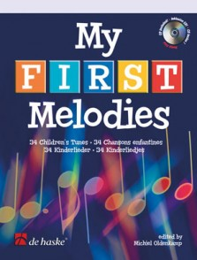 OLDENKAMP M. MY FIRST MELODIES HAUTBOIS