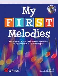 OLDENKAMP M. MY FIRST MELODIES TROMBONE