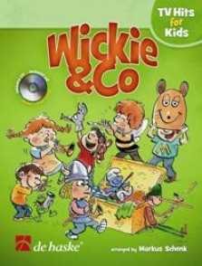 WICKIE & CO FLUTE
