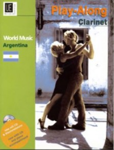 PLAY-ALONG ARGENTINE CLARINETTE