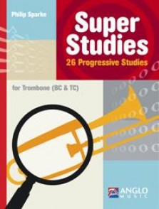 SPARKE P. SUPER STUDIES TROMBONE