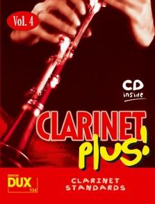 CLARINET PLUS VOL 4 CLARINETTE