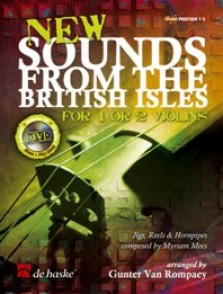 NEW SOUND FROM THE BRITISH ISLES 1 VIOLON OU 2 VIOLONS