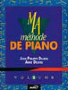 DELRIEU MA METHODE DE PIANO