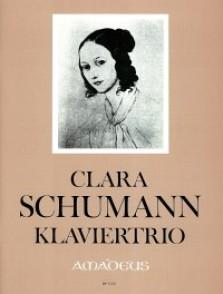 SCHUMANN C. KLAVIER TRIO OP 17