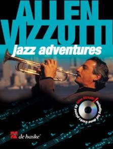 VIZZUTTI A. JAZZ ADVENTURES TROMPETTE