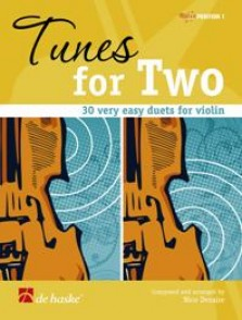 DEZAIRE N. TUNES FOR TWO VIOLONS
