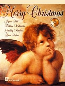 MERRY CHRISTMAS CLARINETTE/TROMPETTE/BUGLE