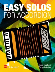 EASY SOLOS ACCORDEON