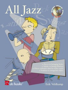 VELDKAMP E. ALL JAZZ TROMPETTE