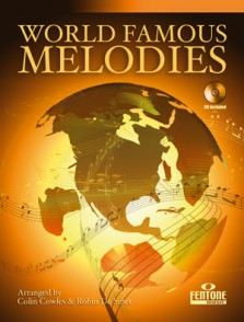 WORLD FAMOUS MELODIES FLUTE TRAVERSIERE