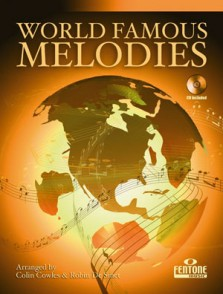 WORLD FAMOUS MELODIES CLARINETTE