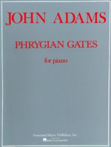 ADAMS J. PHRYGIAN GATES PIANO