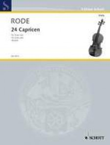 RODE P. 24 CAPRICES ALTO