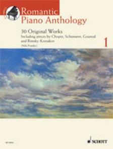 ROMANTIC PIANO ANTHOLOGY VOL 1