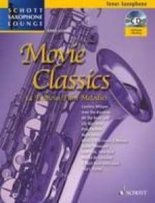 JUCHEM D. MOVIE CLASSICS SAXO TENOR