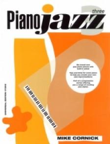 CORNICK M. PIANO JAZZ VOL 3 FOR PIANO