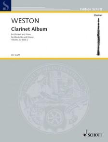 WESTON P. CLARINET ALBUM VOL 2