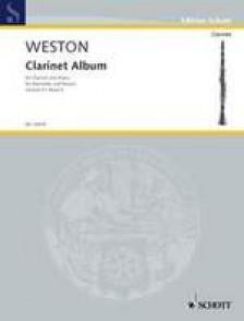 WESTON P. CLARINET ALBUM VOL 4