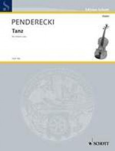 PENDERECKI K. TANZ VIOLON