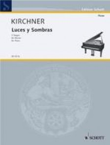 KIRCHNER V.D. LUCES Y SOMBRAS PIANO