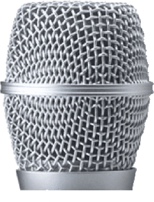 GRILLE SHURE RPM226