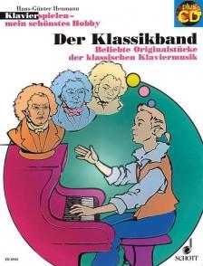 HEUMANN H.G. DER KLASSIKBAND PIANO
