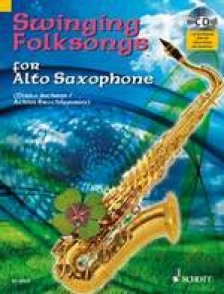 SWINGING FOLKSONGS FOR SAXO ALTO